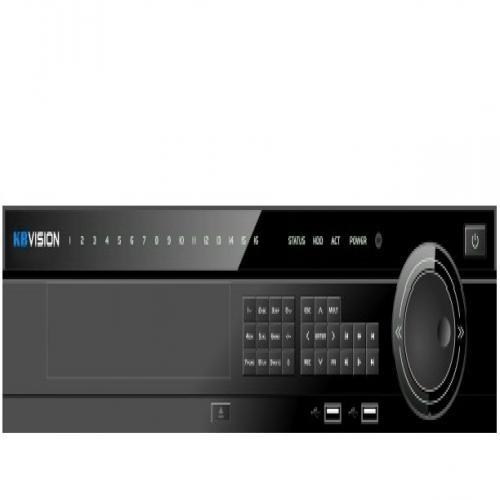 Đầu Ghi Hình Camera IP 64 kênh KBVISION KX-D4K8864NR3