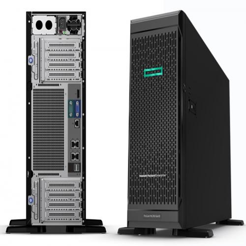 Chassis HPE ProLiant ML350 Gen10 - 2 x 500W Power Supply (up to 16)