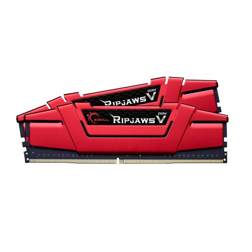Bộ Nhớ RAM G.SKILL RipJaws V F4-3000C16D-32GVRB (2x16GB) DDR4 3000MHz