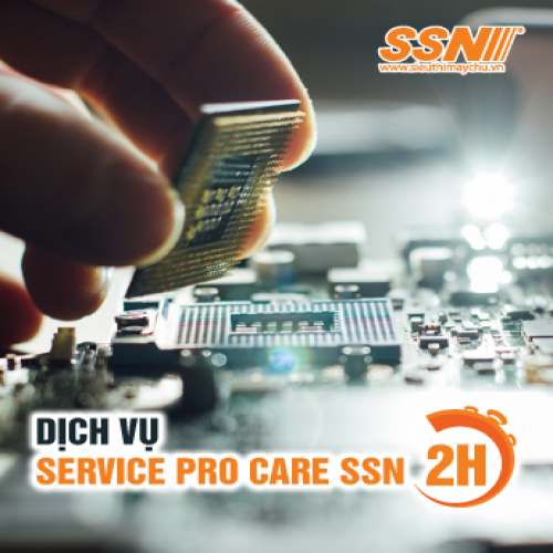 Dịch Vụ Service Pro Care SSN 2H