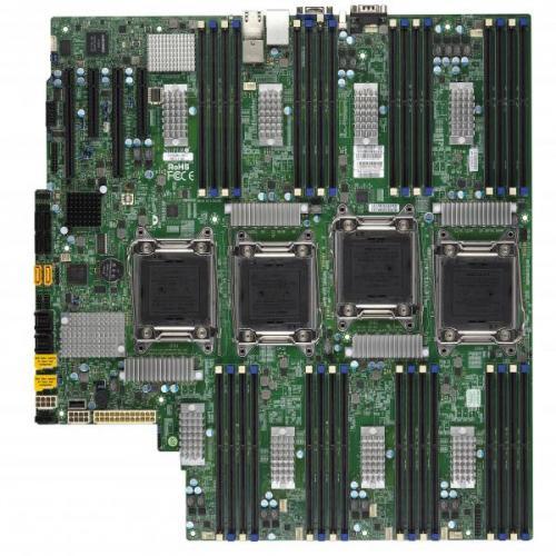 MainBoard Supermicro X10QBL-4