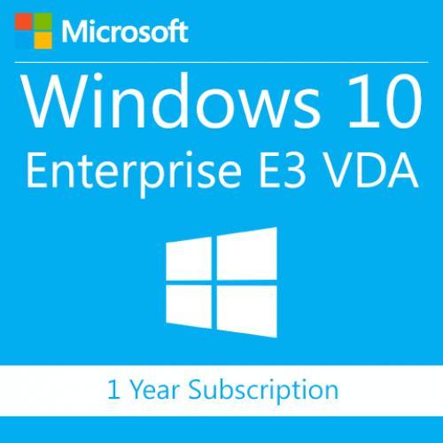 Phần Mềm Bản Quyền Windows 10 Enterprise E3 VDA 12 Months