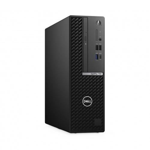 Máy Bộ PC Dell OptiPlex 7080 SFF 01DB7080SFF10700.04 (i7-10700/8GB RAM/256GB SSD/DVDRW/WL+BT/K+M/Ubuntu)