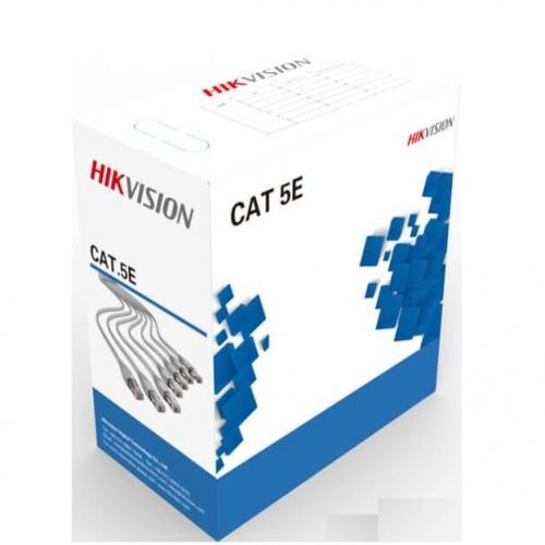 Cáp Mạng CAT5E UTP HIKVISION DS-1LN5E-E/E