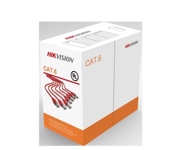 Cáp Mạng CAT6 UTP HIKVISION DS-1LN6-UU