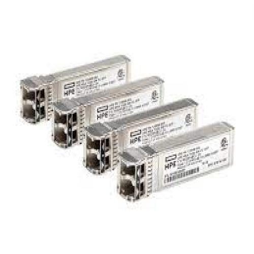 HPE MSA 16Gb Short Wave Fibre Channel SFP+ 4-pack Transceiver