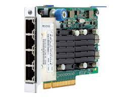 Thiết Bị Mạng HPE FlexFabric 4-Port 10 Gbps 536FLR-T Adapter 764302-B21-NK