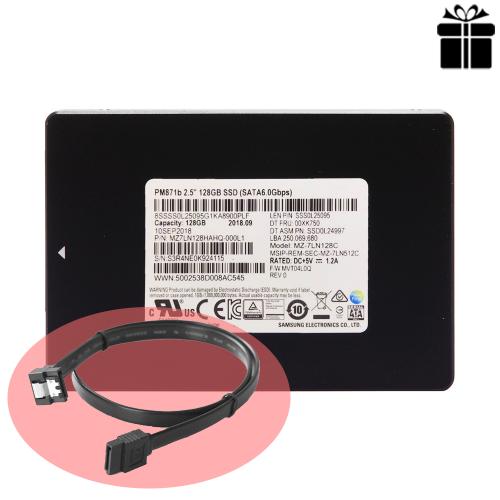 Ổ Cứng SSD Samsung PM871b 128GB 2.5-Inch SATA III