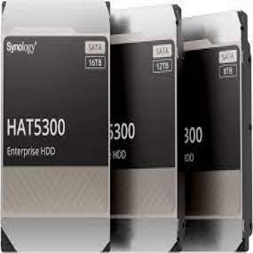 Ổ Cứng HDD Synology 16TB 3.5inch SATA Internal Enterprise HAT5300