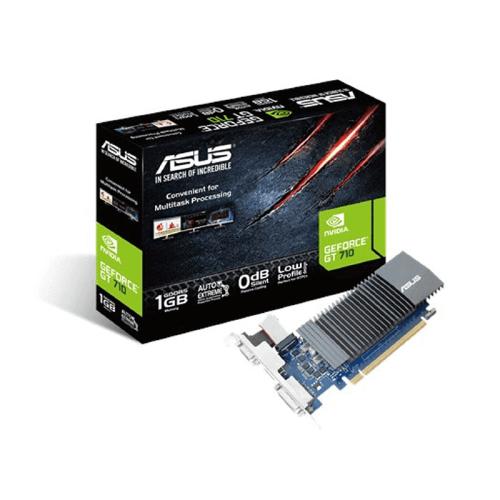 Card Màn Hình VGA Asus GT 710 1G GDDR5 64Bit GT710-SL-1GD5-BRK