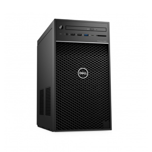 Máy Bộ PC Dell Precision 3640 Tower 70231769 (Intel Core i7-10700 2.90GHz, 16MB/Ram (2x8GB) DDR4/HDD 1TB/2GB Nvidia Quadro P620/DVDRW/Ubuntu)