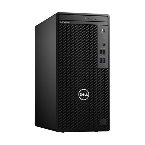Máy Bộ PC Dell Optiplex 3080MT 42OT380010 (Intel Core i3-10100/Intel B460/4GB/1TB HDD/Fedora)
