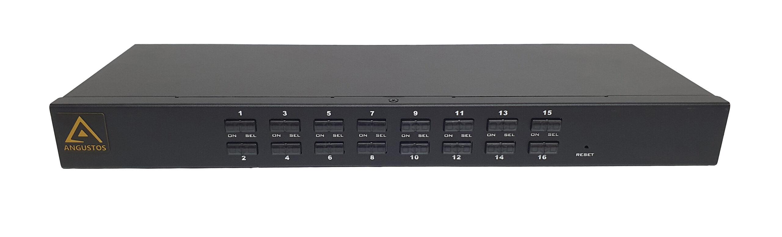 Thiết Bị KVM Switch - AR-H16L 16 Port HDMI