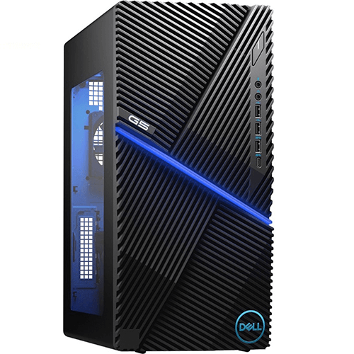 Máy Bộ PC Dell G5 5000 Gaming 70226493 (Intel core i9-10900F 2.80GHz, 20MB/Ram 2x16GB /SSD 512GB/NVIDIA GeForce RTX 2070 SUPER 8GB/WL+BT/Key & Mouse/McAfeeMDS/Win10H)