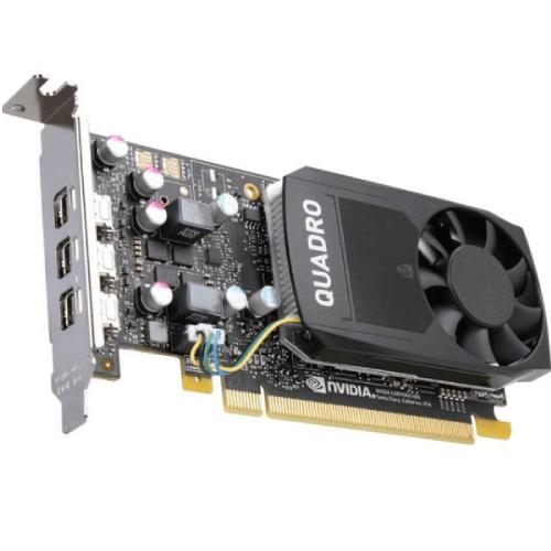 Card Màn Hình NVidia Quadro P400 Professional Graphics Board 2GB GDDR5 VCQP400-PB