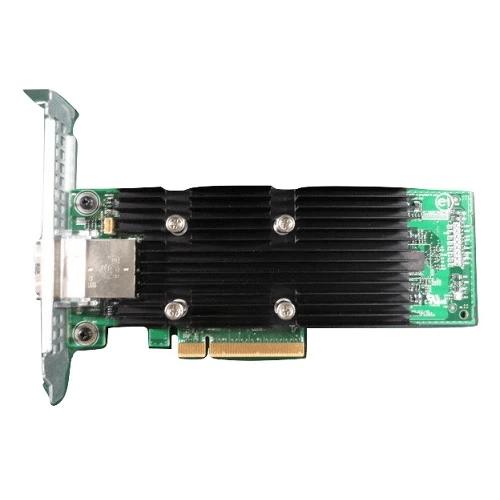 Thiết Bị Mạng Dell 12Gbps SAS Host Bus Adapter External Controller - Full Height Customer Kit