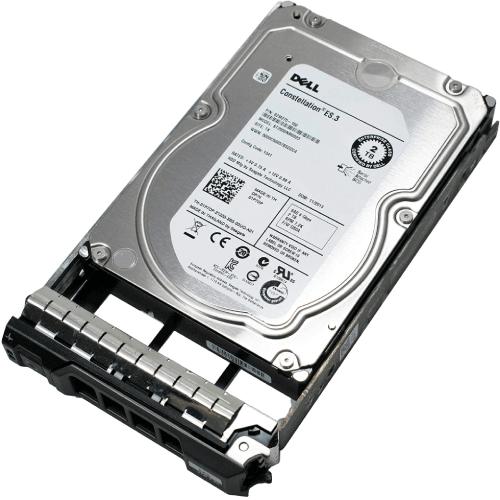 Ổ Cứng HDD Dell 2TB 3.5inch 7.2K RPM NLSAS 12Gb/s
