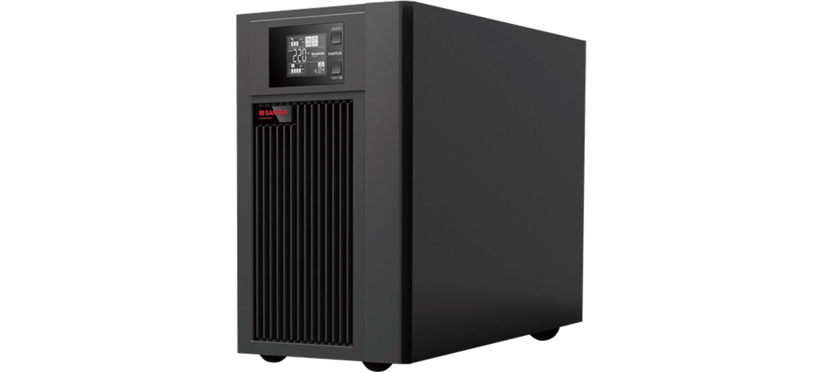 Bộ Lưu Điện UPS Santak True Online 3KVA C3K