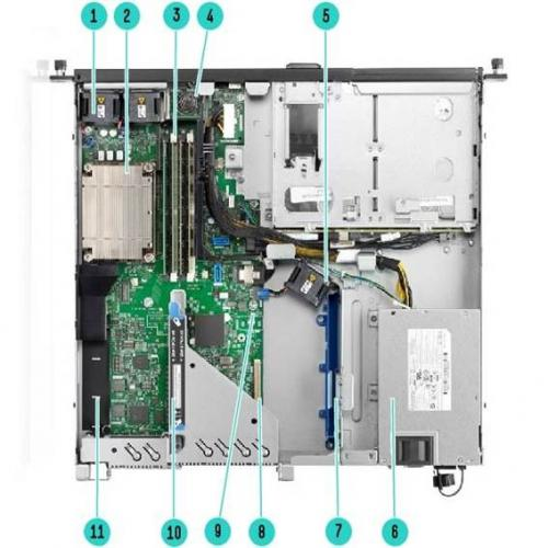 Mainboard HPE ProLiant DL20 Gen10