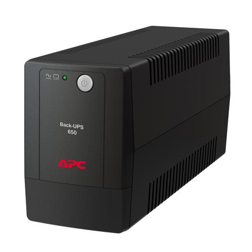Bộ Lưu Điện UPS Line Interactive  APC Back-UPS 650VA 230V AVR Universal Sockets