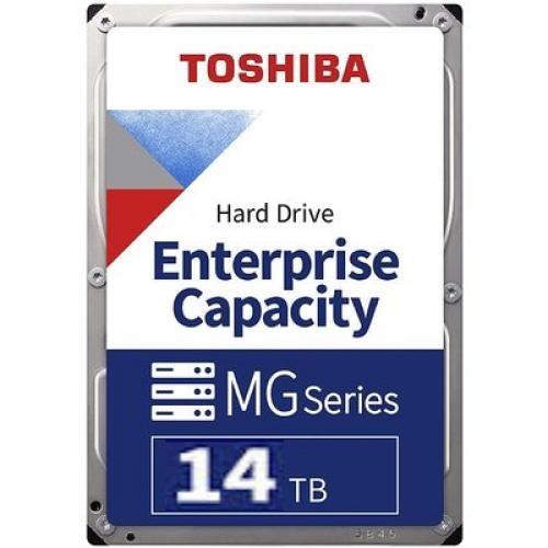 Ổ Cứng HDD Toshiba 14TB 7200 RPM 256M SATA 3.5inch Enterprise Hard Drive - NK
