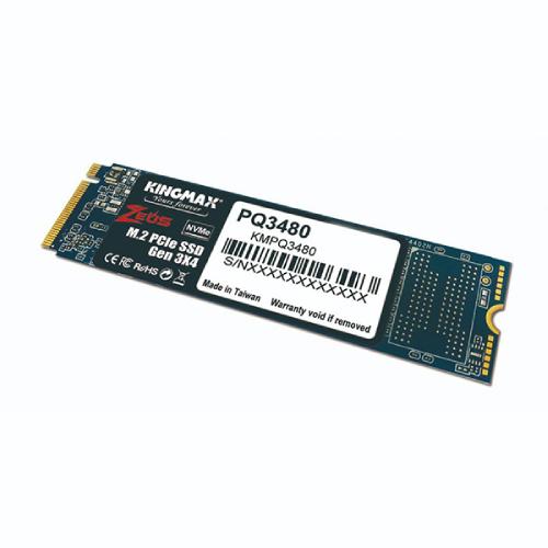 Ổ Cứng SSD KINGMAX Zeus PQ3480 256GB NVMe M.2 2280 PCIe Gen 3.0 x4