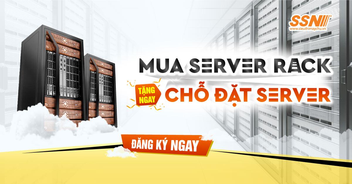 Mua Server tặng ngay chỗ đặt Server