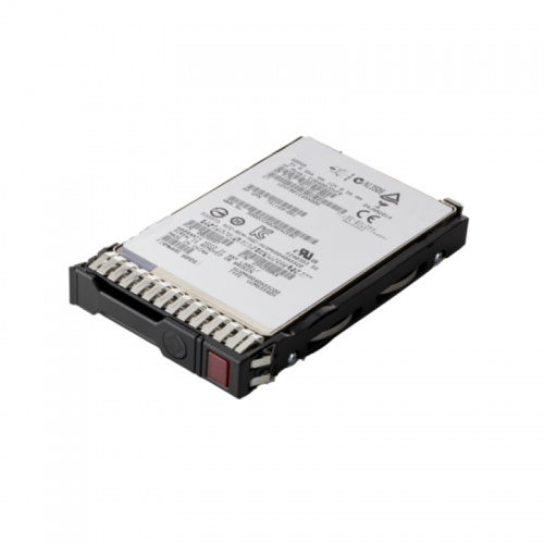 Ổ Cứng SSD HPE 480GB DS SATA 6G SC Mixed Use SFF 2.5inch