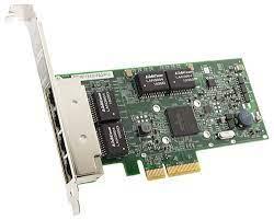 Lenovo ThinkSystem NetXtreme PCIe 1Gb 4-Port RJ45 Ethernet Adapter - 7ZT7A00484