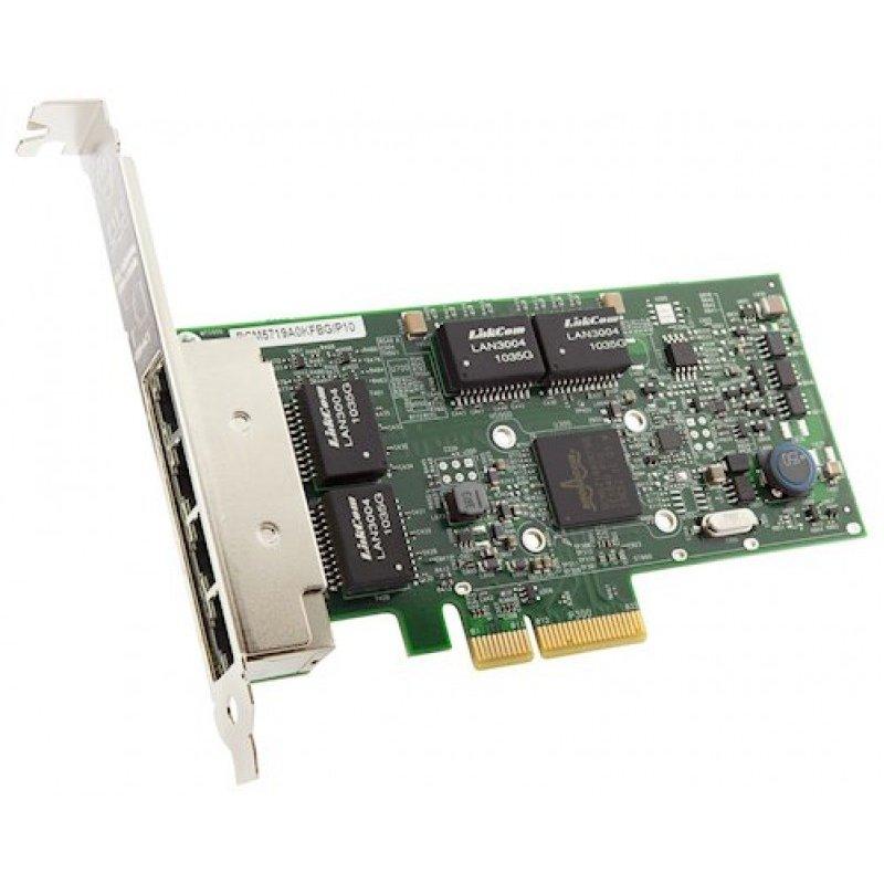 ThinkSystem Intel I350-T4 ML2 1Gb 4-Port RJ45 Ethernet Adapter 7ZT7A00536