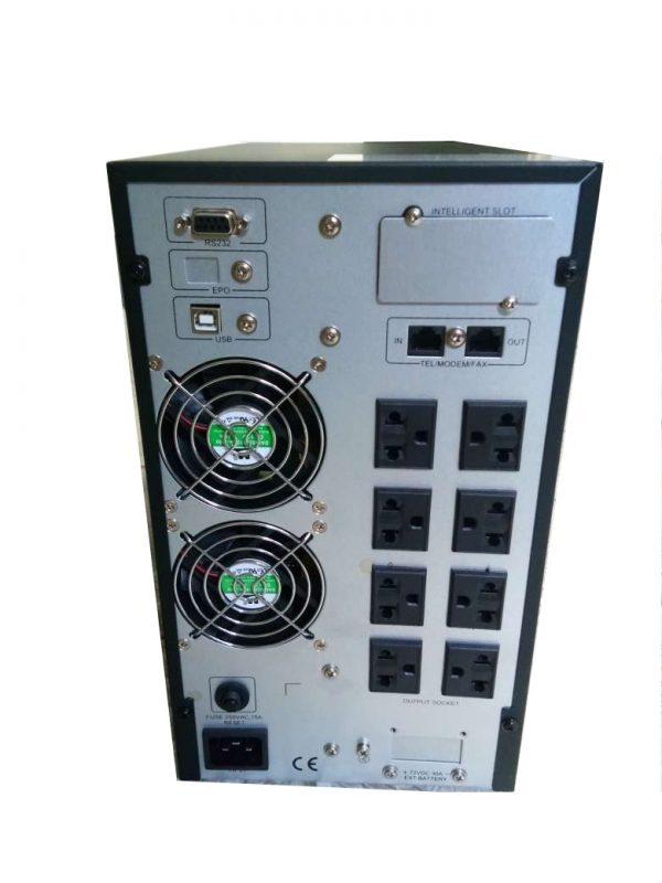 Bộ Lưu Điện UPS Ares AR902PS Online (2KVA/1800W)