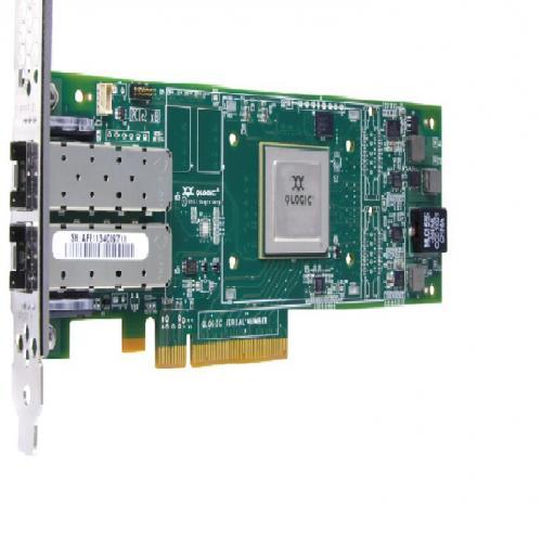 Qlogic 16gb Dual Port Pcie Fibre Channel Host Bus Adapter QLE2672-CK