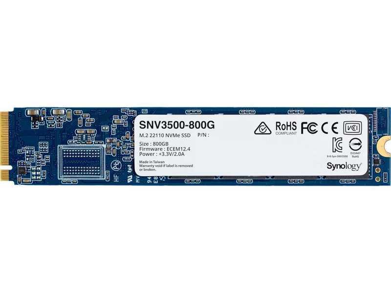 Ổ Cứng SSD Synology 800G SNV3500 M.2 2280 NVMe SNV3500-800G