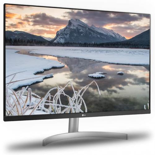 Màn Hình LCD LG 32UN500-W (31.5inch/ 4K/ VA/ 60Hz/ 4ms/ 350nits/ HDMI+DP+Audio / Loa)