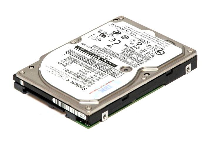 Ổ Cứng HDD IBM 300GB 10K RPM SAS 2.5inch 6.0Gbps 16MB Cache Hard Drive