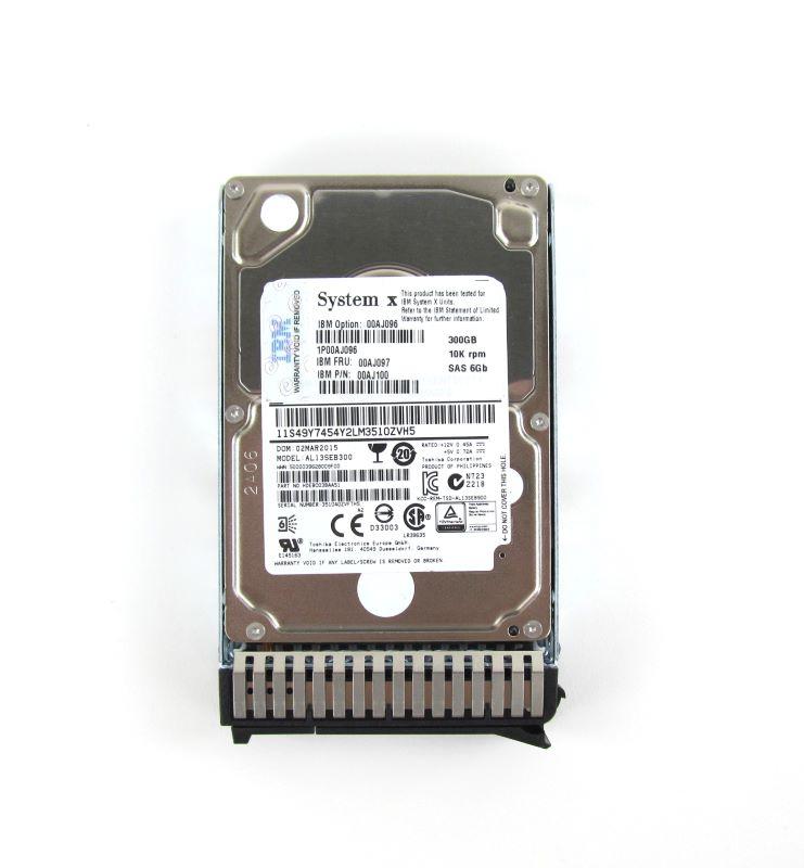 Ổ Cứng HDD Lenovo 300Gb 10K RPM 6Gbps SAS 2.5inch Gen3 Hot Swap Hard Drive