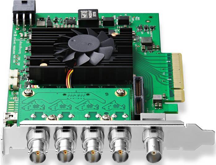 Card Blackmagic Design Decklink 8K Pro Cinema Capture BDLKHCPRO8K12G