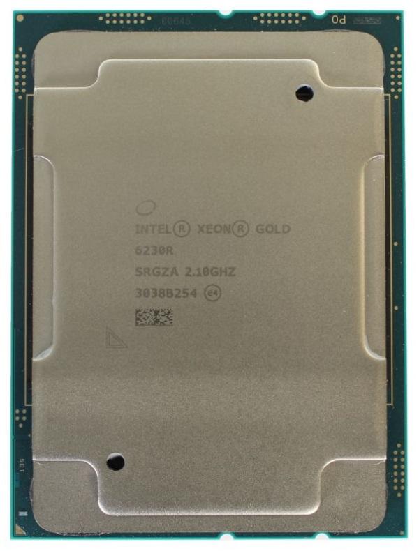 Intel® Xeon® Gold 6230R Processor 35.75M Cache, 2.10 GHz