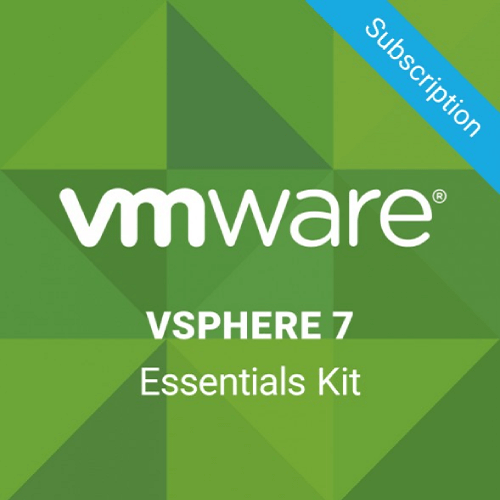 Phần Mềm Bản Quyền VMware vSphere 7 Essentials Kit for 3 hosts (Max 2 processors per host)