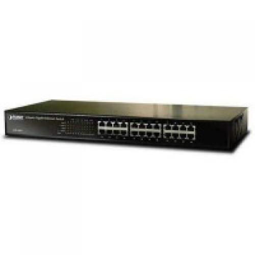 Thiết Bị Mạng Switch VolkTek 24 Ports SFP Gigabit Full L2 Managed FTTH Fiber MEN-4532B