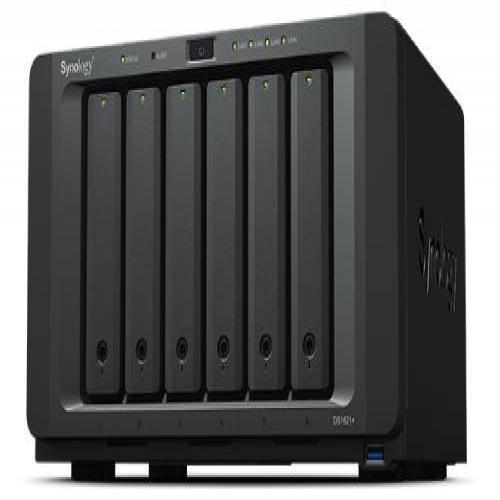 Thiết Bị Lưu Trữ Synology DiskStation DS1621+
