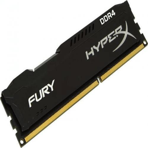 Bộ Nhớ RAM Kingston HyperX Fury 16GB (1x16GB) DDR4 Bus 2666Mhz