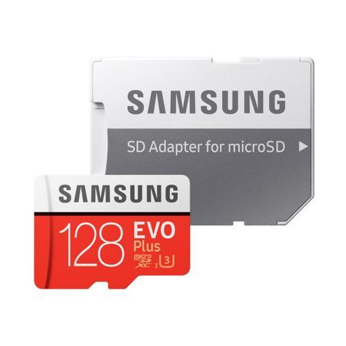 Thẻ Nhớ MicroSDXC Samsung EVO Plus U3 128GB 100MB/s MB-MC128H