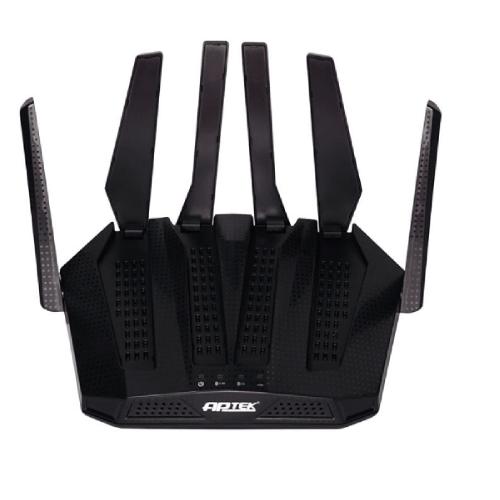 Thiết Bị Mạng Router Wifi Công Suất Cao Băng Tầng Kép APTEK A196GU