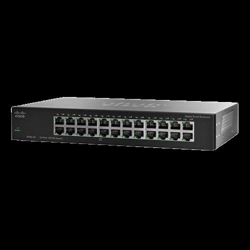 Thiết Bị Mạng Switch Cisco 24 Port Gigabit Compact SG95-24