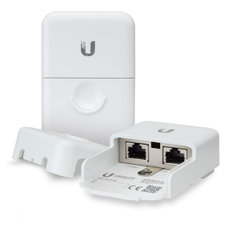 Thiết Bị Mạng UBIQUITI Ethernet Surge Protector Gen2 ETH-SP-G2