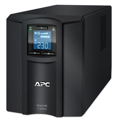 Bộ Lưu Điện UPS APC Smart-UPS C 2000VA LCD 230V SMC2000I