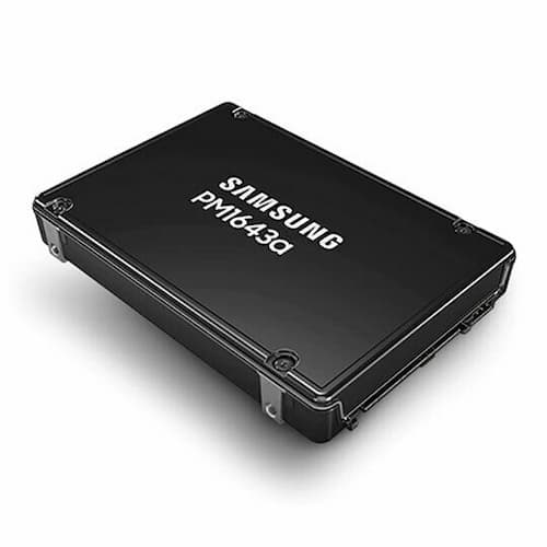 Ổ Cứng SSD Samsung PM1643A 960GB 2.5inch SAS 12Gbps Enterprise Internal Solid State Drive