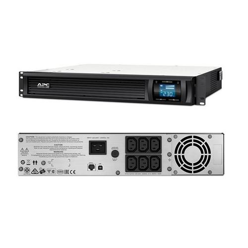 Bộ Lưu Điện APC Smart UPS 2000VA/1300W LCD RM 2U 230V SMC2000I-2U