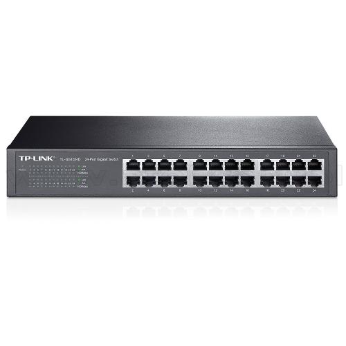 Thiết Bị Mạng Switch TP-Link 24 Port 10/100Mbps TL-SF1024D